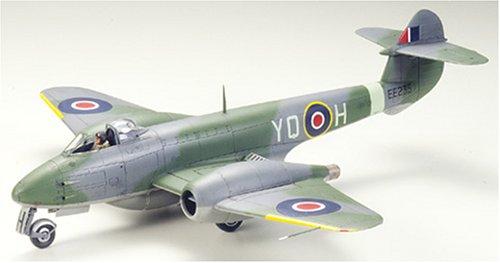 Gloster Meteor F3 WWII Jet Fighter 1/48 Tamiya