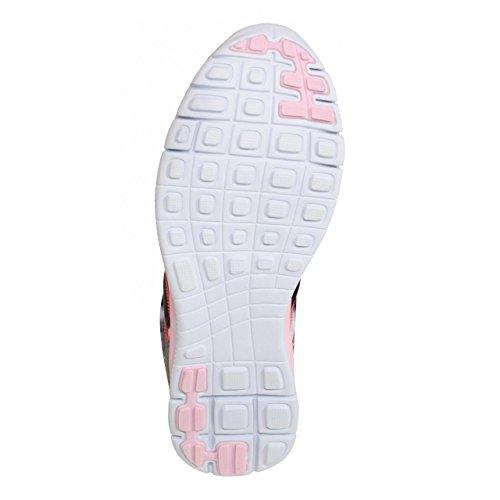 Zapatillas deporte de Mujer BASS3D 41097 TEXTIL GRIS