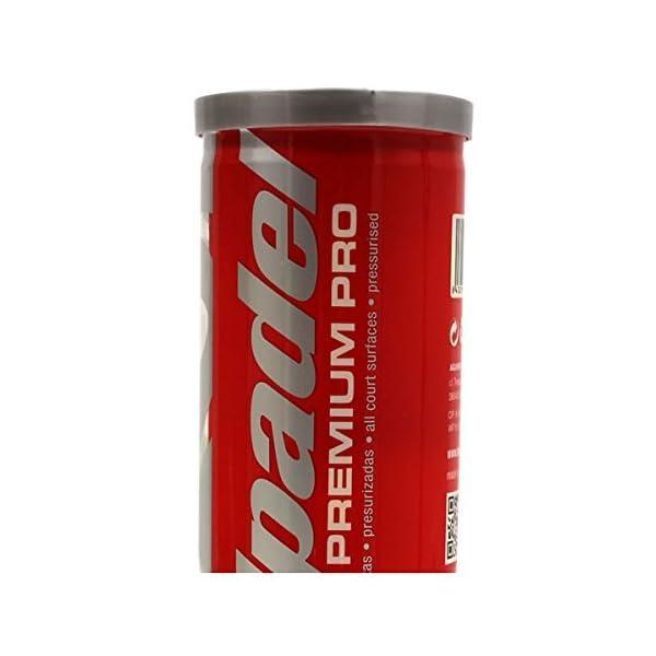 Bull Padel Premium PRO–Pentola di 3Palline da Tennis Bullpadel 3 spesavip