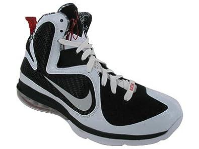 huge selection of 0ea59 f08b3 NIKE Lebron 9 IX Free Gum White Black Sport Red Air James Basketball  469764-101