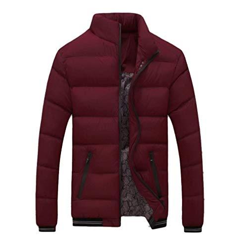 Outdoor Outdoor Jacket Longsleeve Casual Coat Inverno Cappotto Colori Rot Uomo Uomo Uomo Autunno Soli wtq0WC6