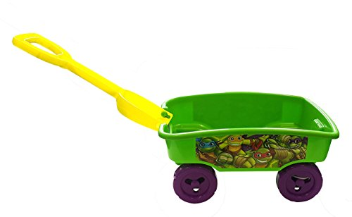 - Teenage Mutant Ninja Turtles Half-Shell Heroes Shovel Wagon