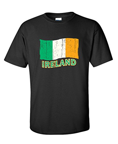 Ireland Distressed Graphic Funny Patricks product image