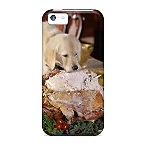 Iphone 5c Cases Covers - Slim Fit Protector Shock Absorbent Cases (food Theif)