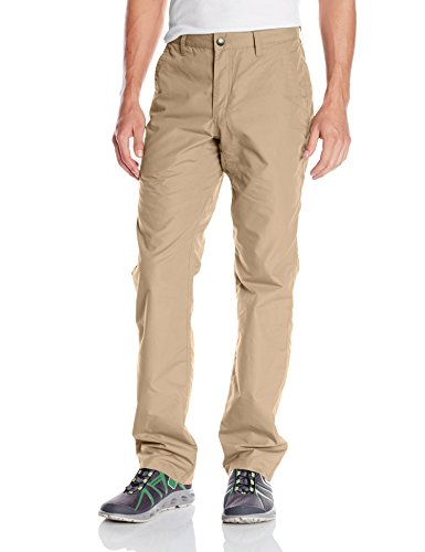 Mens Poplin Pants - Mountain Khakis Men's Poplin Pant Slim Fit, Khaki, 33W/30-Inch