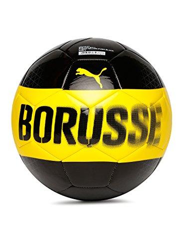 Puma Borussia Dortmund (BVB) Fan Soccer Ball, Size 5