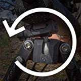 "Rugged Ridge Outdoor Gear 7""-10"" Extreme Rifle Bipod"