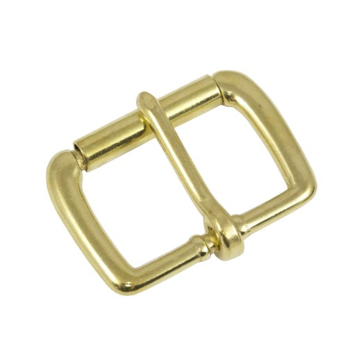 Brass Roller Buckle - 3