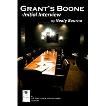 Grant's Boone - Initial Interview (English Edition)
