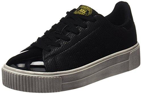 Nero Sneaker Black Donna Xti black 047507 wP5Rwxt