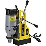"""Steel Dragon Tools MD25 Magnetic Drill Press with 1"""" Boring Diameter & 3372 lb Magnetic Force"""