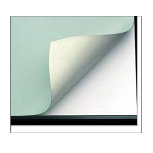 Alvin VYCO Vinyl Board Cover, 36 X 48 inches, Green/Cream (VBC44-6)