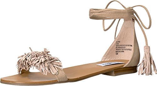 Boho-Chic Vacation & Fall Looks - Standard & Plus Size Styless - Steve Madden Women's Alaine Blush Sandal