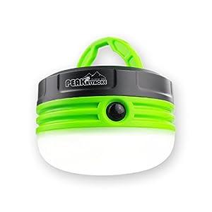 PeakAttacke LED Hiking Emergencies Portable Tent Camping Night Lantern $3.95 at Amazon online deal