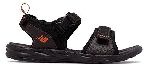 神秘メロディアス効率的に(ニューバランス) New Balance 靴?シューズ メンズサンダル Response Sandal Brown ブラウン US 8 (26cm)