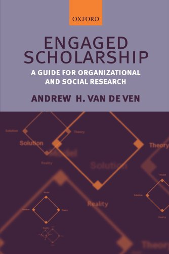 Engaged Scholarship: A Guide for Organizational and...
