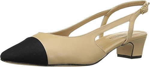 VANELi Women's Aliz Pudding Nappa/Black 10 M US