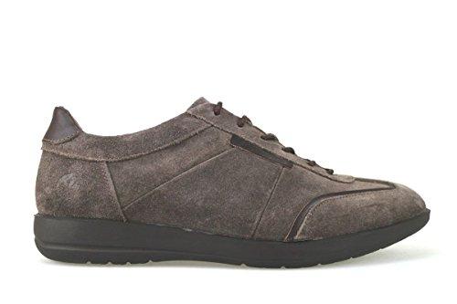Zapatos Hombre LUMBERJACK 41 EU Sneakers Marrón Gamuza AJ236