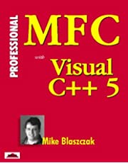 Professional MFC with Vc++5 Programming with CDROM