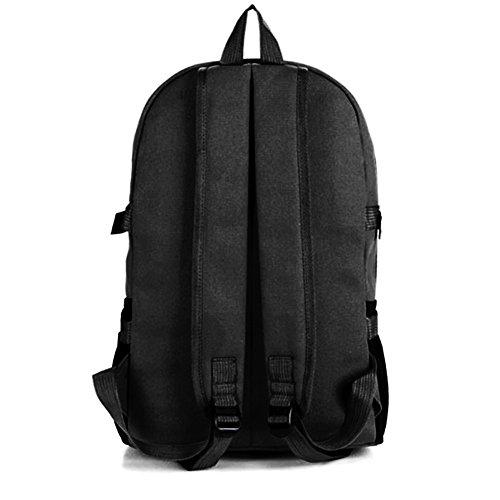 Outdoor Travel Bag School Mens Amazingdeal365 Backpack Rucksack Canvas Shoulder Hiking qxYw6SOw8