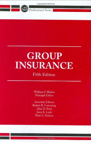 Group Insurance (ACTEX Professional Series)
