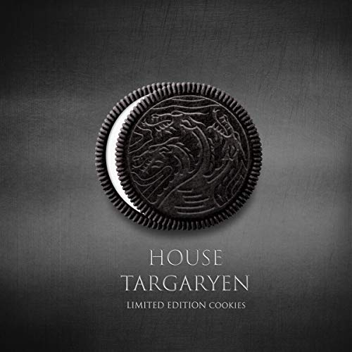 41MMTmmZ3VL - Game of Thrones Oreo Cookies