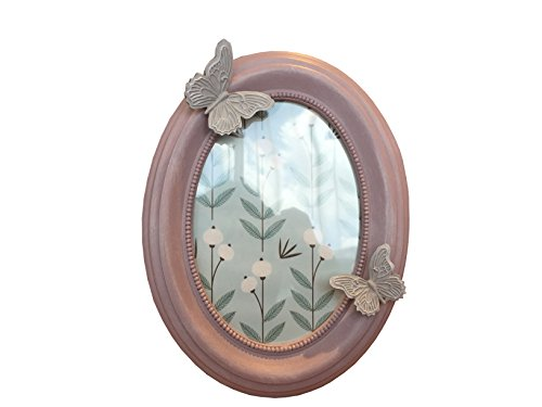 Eastyle Antique Retro Picture Frames 4×6 Desktop Distressed Butterfly Photo Frame