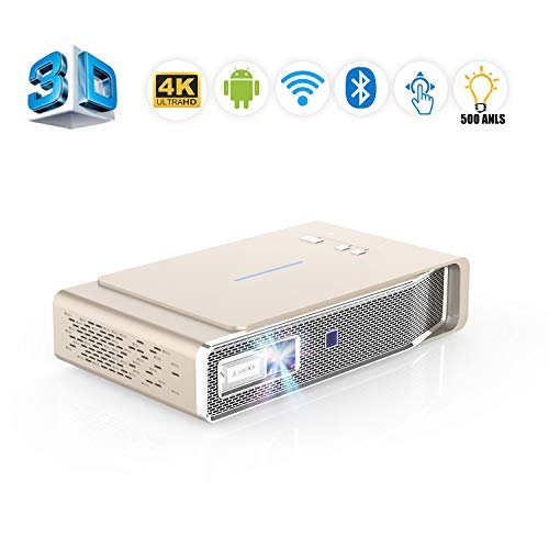 Toumei V5 Mini Pico Projector