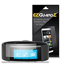 (6-Pack) EZGuardZ Screen Protector for Microsoft Band 2 (Ultra Clear)