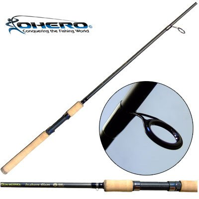 Ohero Inshore Slam Gold Series 7' Heavy Action Spinning Rod