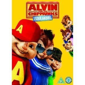Amazon Com Alvin And The Chipmunks 2 The Squeakquel Dvd Import Movies Tv