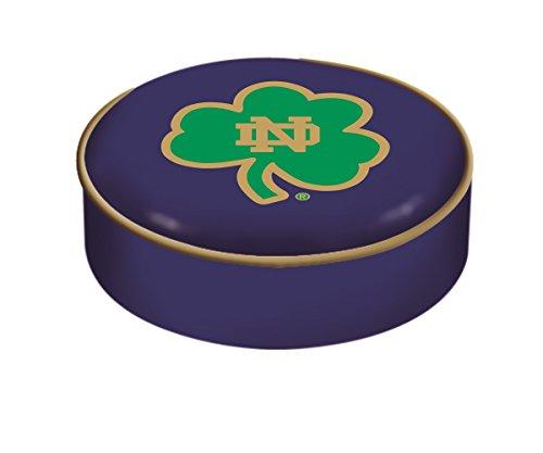 - Notre Dame Fighting Irish HBS Shamrock Slip Over Bar Stool Seat Cushion Cover
