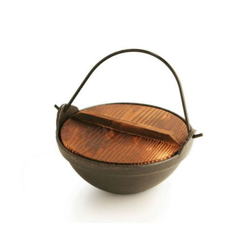 "Japanese Kitchen Cooking Wooden Drop Lid Pot Cover Ceda Wood Otoshi-Buta 20cm (20cm (7.9""))"