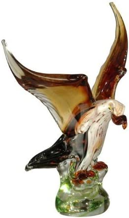 Dale Tiffany Eagle Sculpture