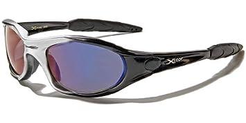 X-Loop Lunettes de Soleil - Sport - Cyclisme - Ski - Running - Moto / Mod. 2044 Noir / Taille Unique Adulte pHDA3L