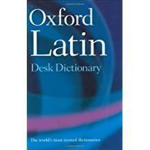 Oxford Latin Desk Dictionary