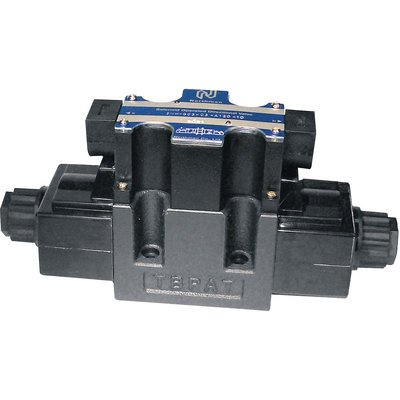 - Northman Fluid Power Hydraulic Directional Control Valve - 19.8 GPM, 4500 PSI, 3-Position, Double Solenoid, Tandem Center Spool, 120 Volt AC Solenoids, Model# SWH-G03-C6-A120-10