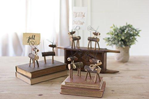 TWIG DEER PLACE CARD HOLDER (Deer Twig)