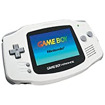 Game Boy Advance Console in Arctic White