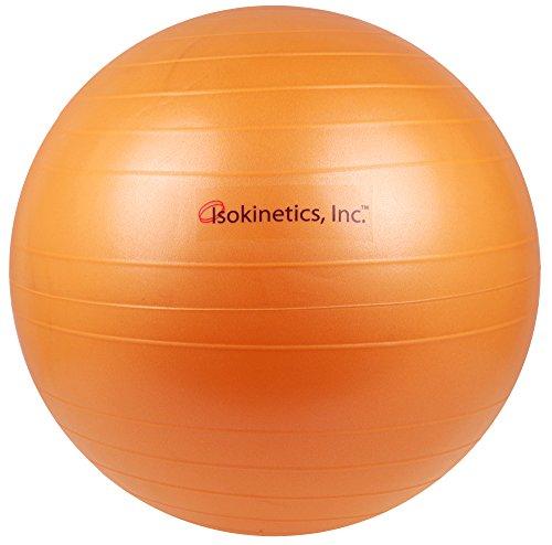Stability Ball Manual: Isokinetics Inc. Brand Exercise Ball