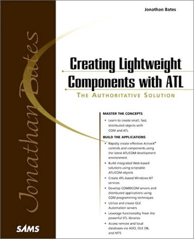 Creating Lightweight Components with ATL by Brand: Sams Publishing