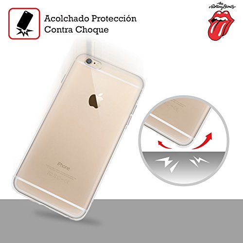 Officiel The Rolling Stones Tour Américain 78 Art Clé Étui Coque en Gel molle pour Apple iPhone 6 / 6s