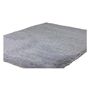 Sodial r alfombras de felpa de casa y dormitorio gris de - Alfombras dormitorio amazon ...