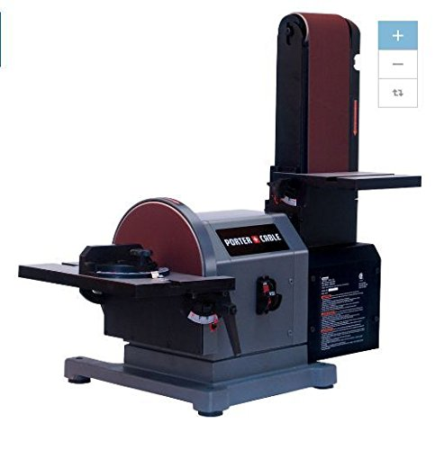 PORTER-CABLE 5-Amp Benchtop Sander Work Table Accurate Operation New! ..#from-by#_aaaforless_245252481832673