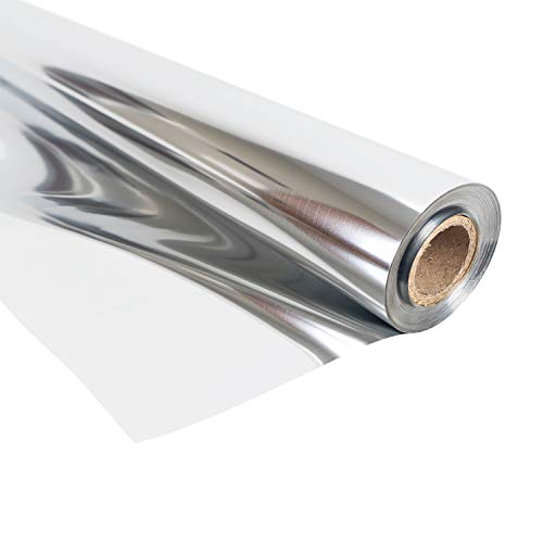 CastleGreens Highly Reflective Mylar Film Roll 4FT x 100FT 2 Mil Aluminum Foil by CastleGreens (Image #3)