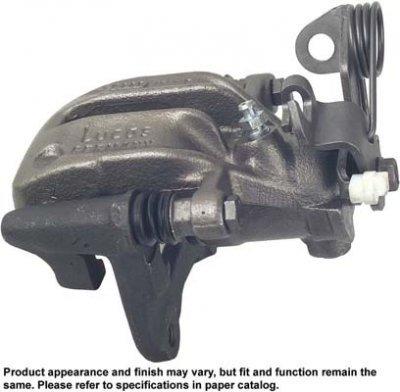 Unloaded Brake Caliper Cardone 19-B1978 Remanufactured Import Friction Ready