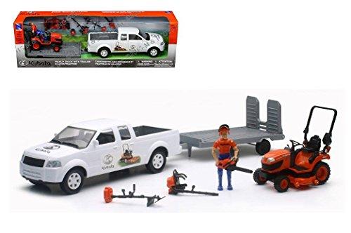 New Ray Diecast Trucks - 4