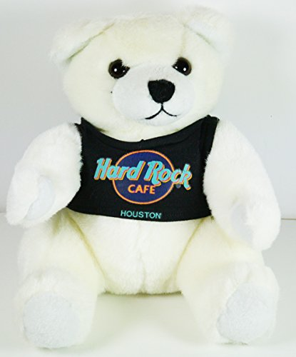 hard-rock-cafe-houston-white-collectible-bear-8-tall