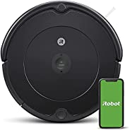 iRobot Roomba 692 Robot Vacuum-Wi-Fi Connectivity, Personalized Cleaning Recommendations, Works with Alexa, Go