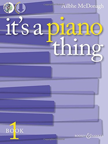 Download It's a Piano Thing - Book 1 PDF